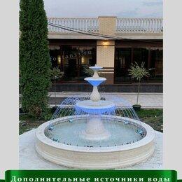Декоративные фонтаны и панели - Фонтан, 0