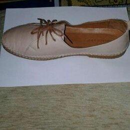Мокасины - Кожаные туфли Ridlstep 40 размер, 0
