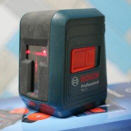 Измерительные инструменты и приборы - Лазерный нивелир Bosch GLL 2, 0