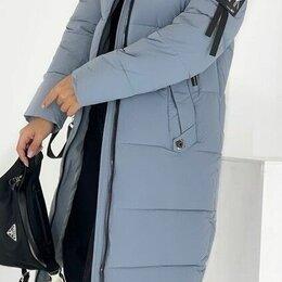 Пальто - Зимнее болоньевое пальто р-ры 46-60, 0