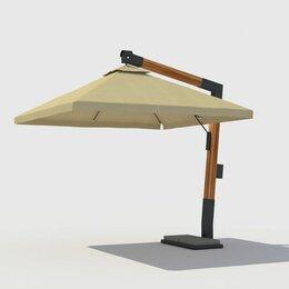 Зонты от солнца - Зонты уличные  для кафе и сада. Зонты с боковой опорой., 0