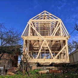 Готовые строения - Строительство Каркасных домов и пристроек, 0