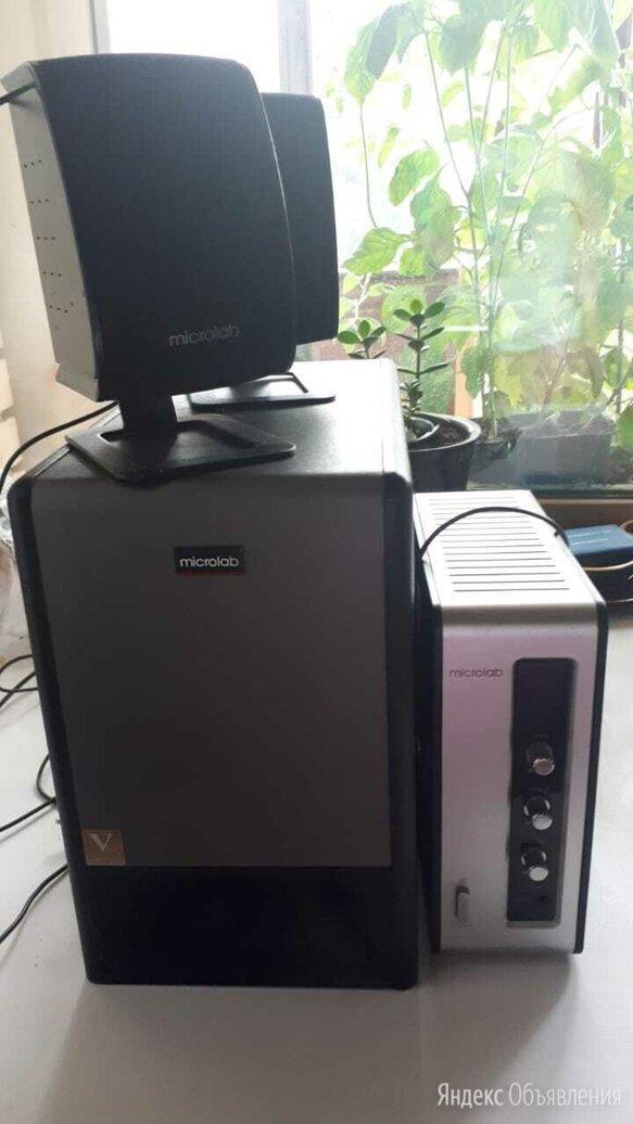 Microlab vs 320 по цене 1500₽ - Компьютерная акустика, фото 0