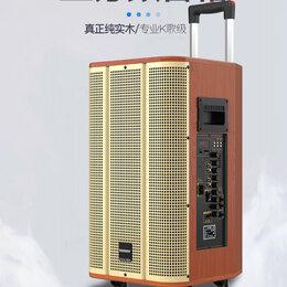 Гитарное усиление - Комбоусилитель колонка караоке Temeisheng GD15-39 Luxury акустика, 0
