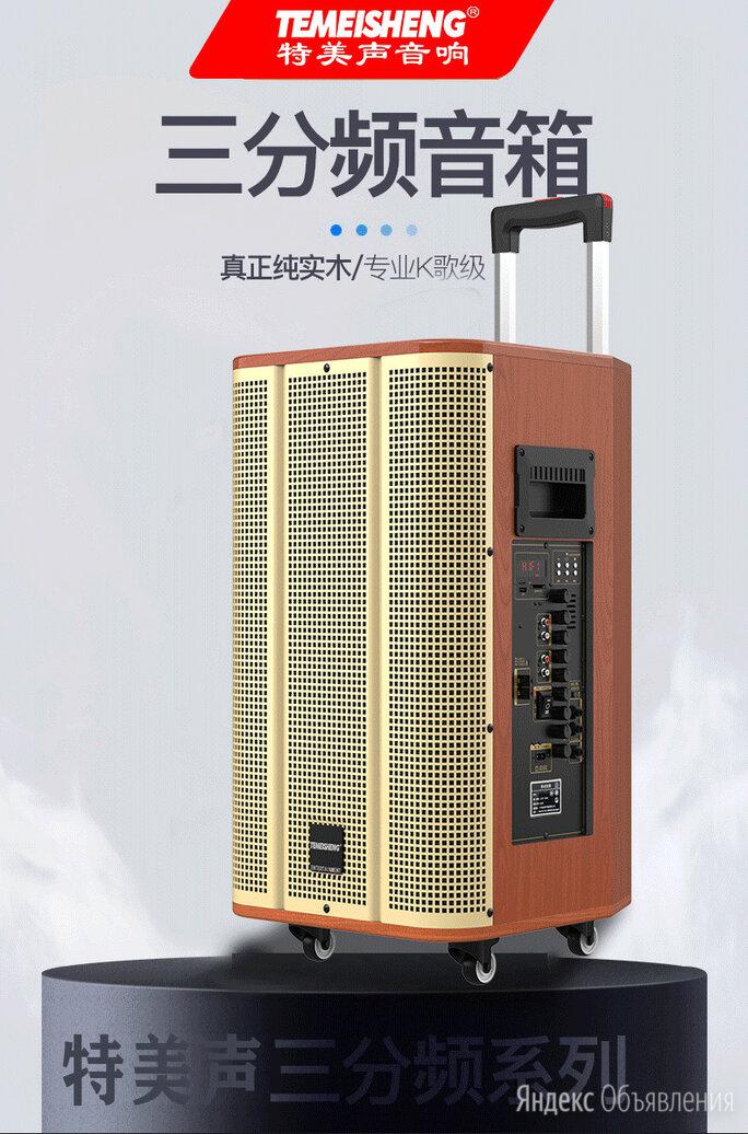 Комбоусилитель колонка караоке Temeisheng GD15-39 Luxury акустика по цене 35000₽ - Гитарное усиление, фото 0