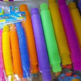 Игрушки-антистресс - Гофра-трубка антистресс, pop tube , 0