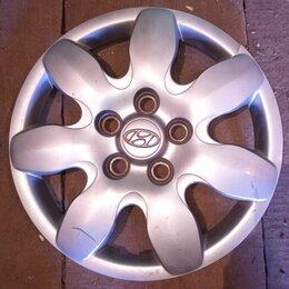 Шины, диски и комплектующие - Колпаки для Hyundai R16, 0