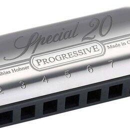 Губные гармошки - Губная гармошка диатоническая Hohner Special 20 56, 0