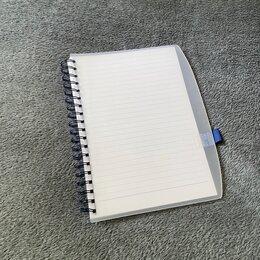 Бумажная продукция - Новая общая тетрадь в линейку / блокнот, 0