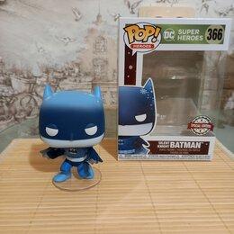 Фигурки и наборы -  Фигурка Funko POP Holiday Batman, 0