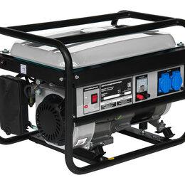 Электрогенераторы и станции - Генератор бензиновый Inotech 3 кВт, 0