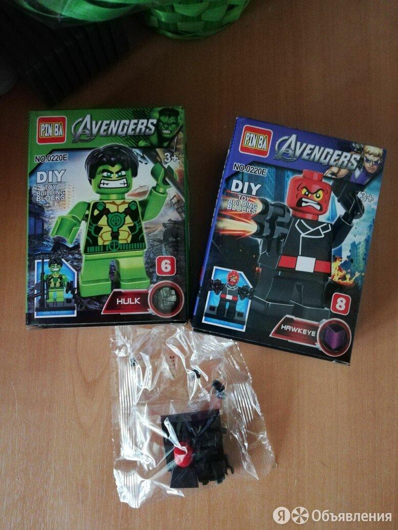 Игрушка Lego Marvel по цене 100₽ - Игровые наборы и фигурки, фото 0