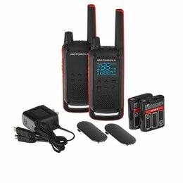 Рации - Комплект радиостанций Motorola Motorola T82 TALKABOUT, 0