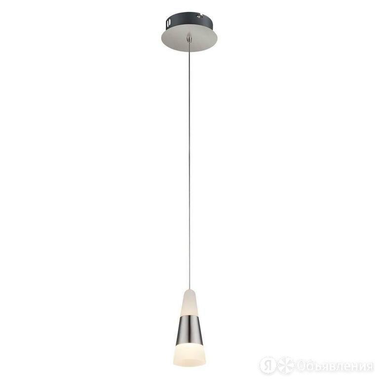 Подвесной светодиодный светильник Globo Friso 56024-1H по цене 5240₽ - Люстры и потолочные светильники, фото 0