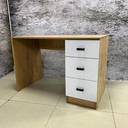 Компьютерные и письменные столы - Стол письменный Стандарт дуб Ватан 💥 0732💥, 0