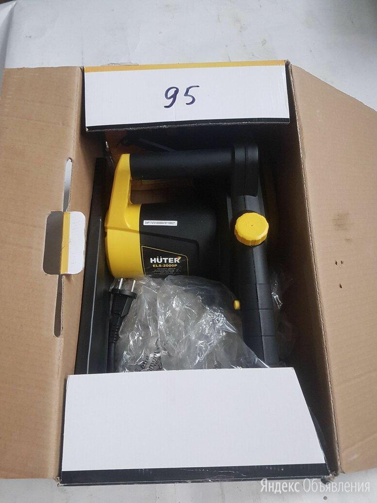 Электропила ELS-2000P Huter №95 по цене 3207₽ - Электро- и бензопилы цепные, фото 0