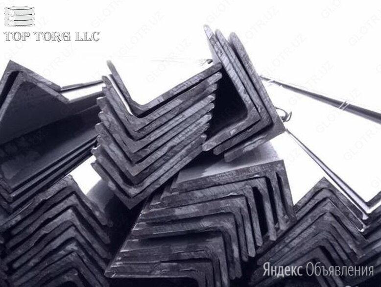 Уголок стальной по цене 50₽ - Металлопрокат, фото 0