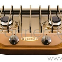 Туристические горелки и плитки - Плитка газовая Gefest 700-02 коричневый, 0