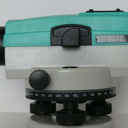 Измерительные инструменты и приборы - Оптический нивелир DS-32, 0