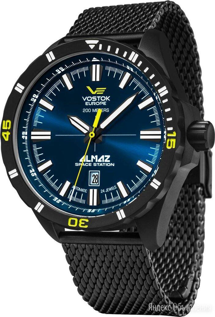 Наручные часы Vostok Europe NH35A/320C257B по цене 38620₽ - Наручные часы, фото 0