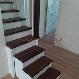 Готовые строения - Деревянные лестницы под ключ, 0