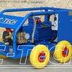 Моющая установка для каналопромывочных работ 40 л/мин C-TECH H1240T по цене 105000₽ - Мойки высокого давления, фото 1