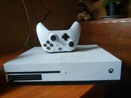 Игровые приставки - Продается XBOX ONE (с играми), 0