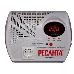 Стабилизаторы напряжения - Стабилизатор напряжения РЕСАНТА АСН-500Н/1-Ц LUX, 0