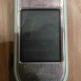 Мобильные телефоны - Телефон Nokia 7373 (Восстановление / Запчасти), 0