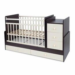 Кроватки - Кроватка трансформер Топотушки Валерия, 0