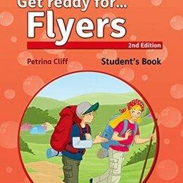 Литература на иностранных языках - Пособие 'Flyers' изд-ва Oxford, 0