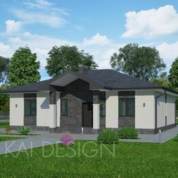 Готовые проекты, методики, технологии - Проект одноэтажного дома 135м2, 0