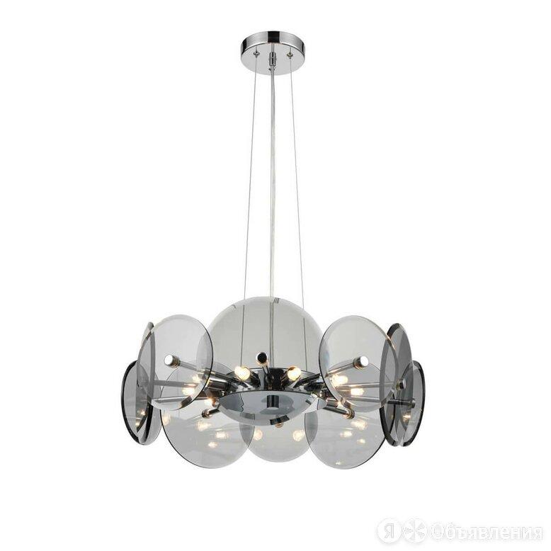 Светильник подвесной хром Siena VL3223P10 по цене 31100₽ - Настенно-потолочные светильники, фото 0