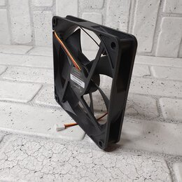"""Кулеры и системы охлаждения - Вентилятор (140*25мм-12V )-3 pin """"Gembird"""", 0"""