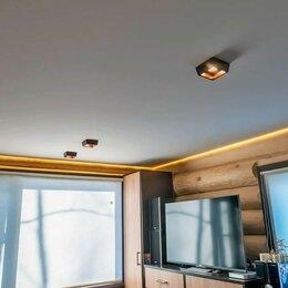 Потолки и комплектующие - Натяжные потолки в доме парящие, 0