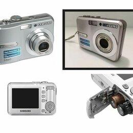 Фотоаппараты - Фотоаппарат Samsung , 0