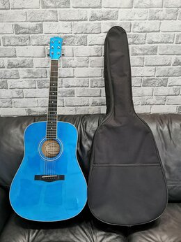Акустические и классические гитары - Гитара Fender squier , 0