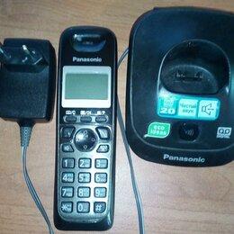 Радиотелефоны - Телефон беспроводной Panasonic KX-TG2521RU, 0