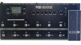 Процессоры и педали эффектов - Line 6 Pod HD 500X гитарный процессор USED, 0