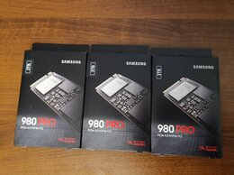 Внешние жесткие диски и SSD - 2TB Samsung 980 PRO M.2 NVMe SSD (Новые), 0