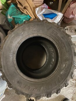Шины, диски и комплектующие - Шины для квадроцикла Dunlop, 0