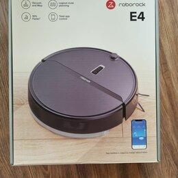 Роботы-пылесосы - Робот-пылесос Xiaomi Roborock E4 (RU), 0