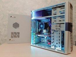 Настольные компьютеры - 2 ядра, 3 гига, GS 6800, 250 гигов, монитор, 0