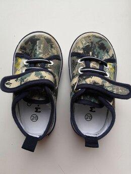 Обувь для малышей - Кеды на мальчика, 0