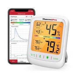 Метеостанции, термометры, барометры - Метеостанция c Bluetooth ThermoPro TP-359, 0