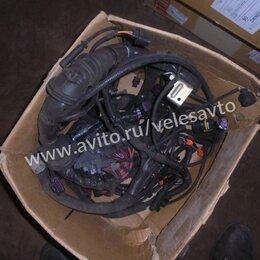 Двигатель и топливная система  - Audi A4 2007-2015 год (B8) Пучок проводов двс, 0
