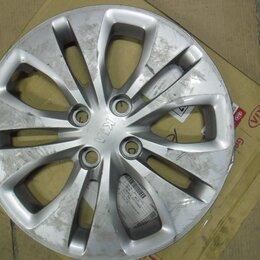 Шины, диски и комплектующие - Kia Rio 2017-2018 год Колпак колеса, 0
