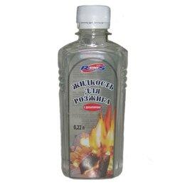 Средства и приспособления для розжига - Жидкость для розжига костра RUNIS 0,22л, 0