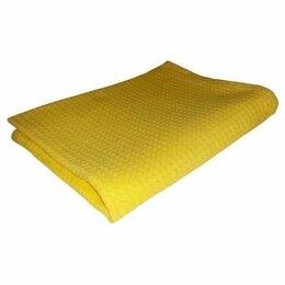 Полотенца - Полотенце вафельное набивное 50*90 инд упак 300 гр, 0