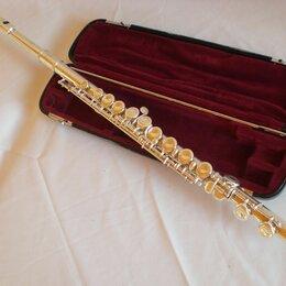 Флейты - Флейта Yamaha YFL 211S(II), 0
